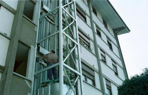 Suspenso en la accesibilidad a viviendas