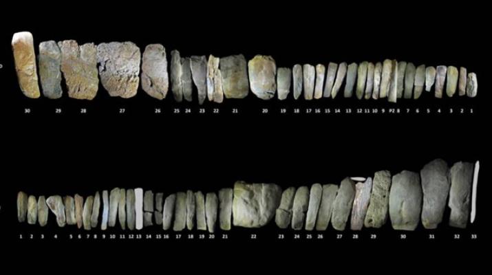 Un Stonehenge subterráneo en Huelva